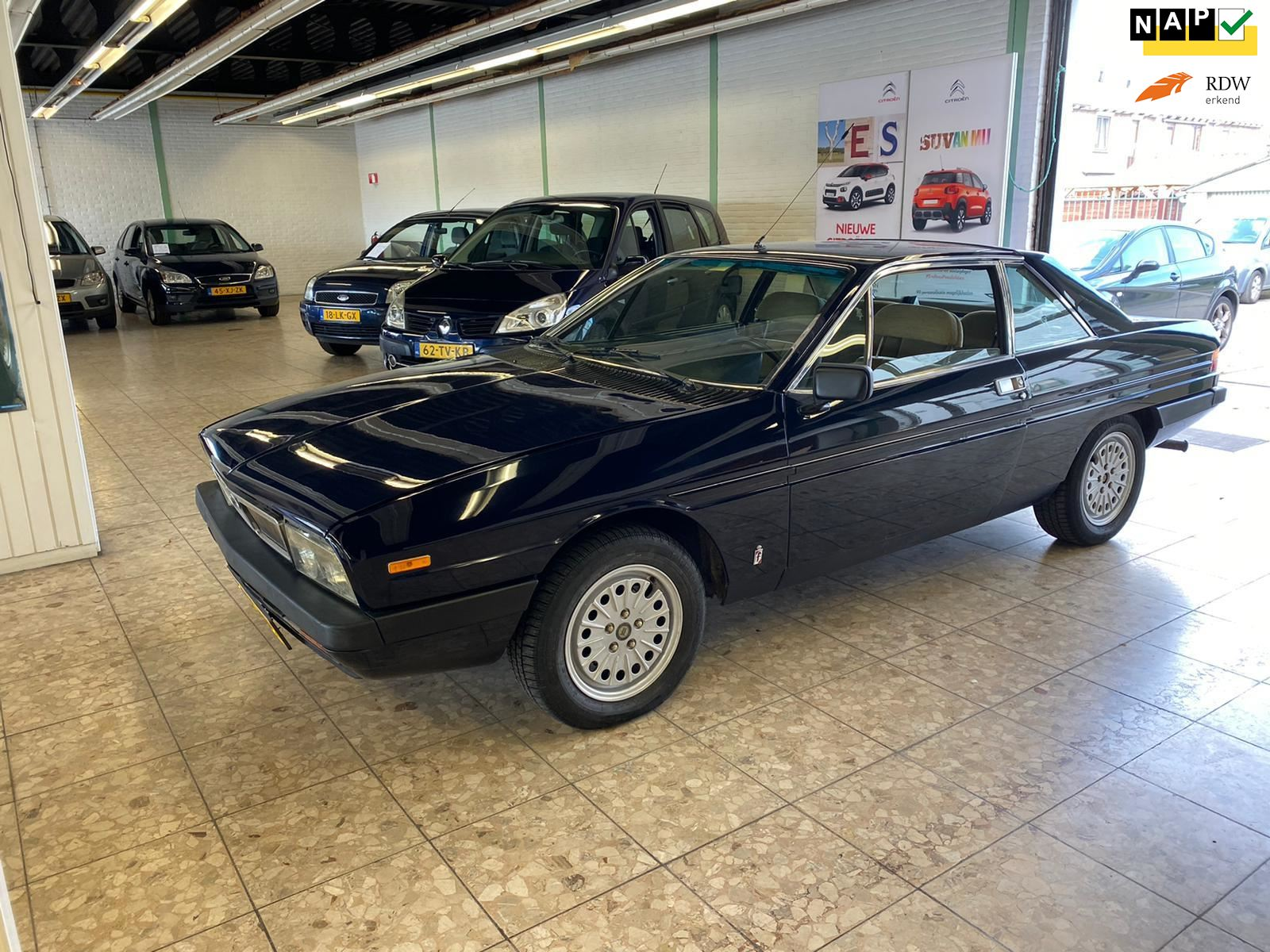 Lancia Gamma occasion - Carl's Car Services BV