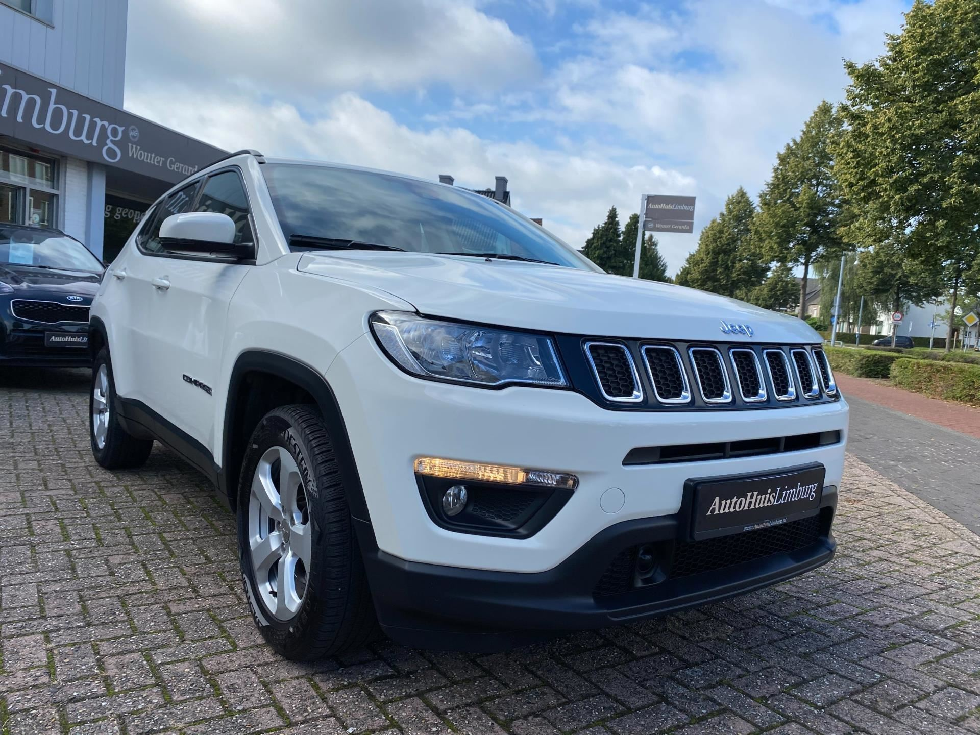 Jeep Compass occasion - AutoHuisLimburg