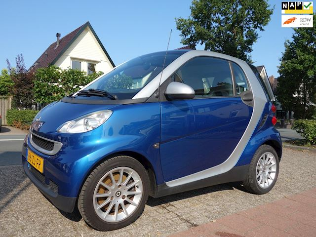 Smart Fortwo coupé 1.0 mhd Passion
