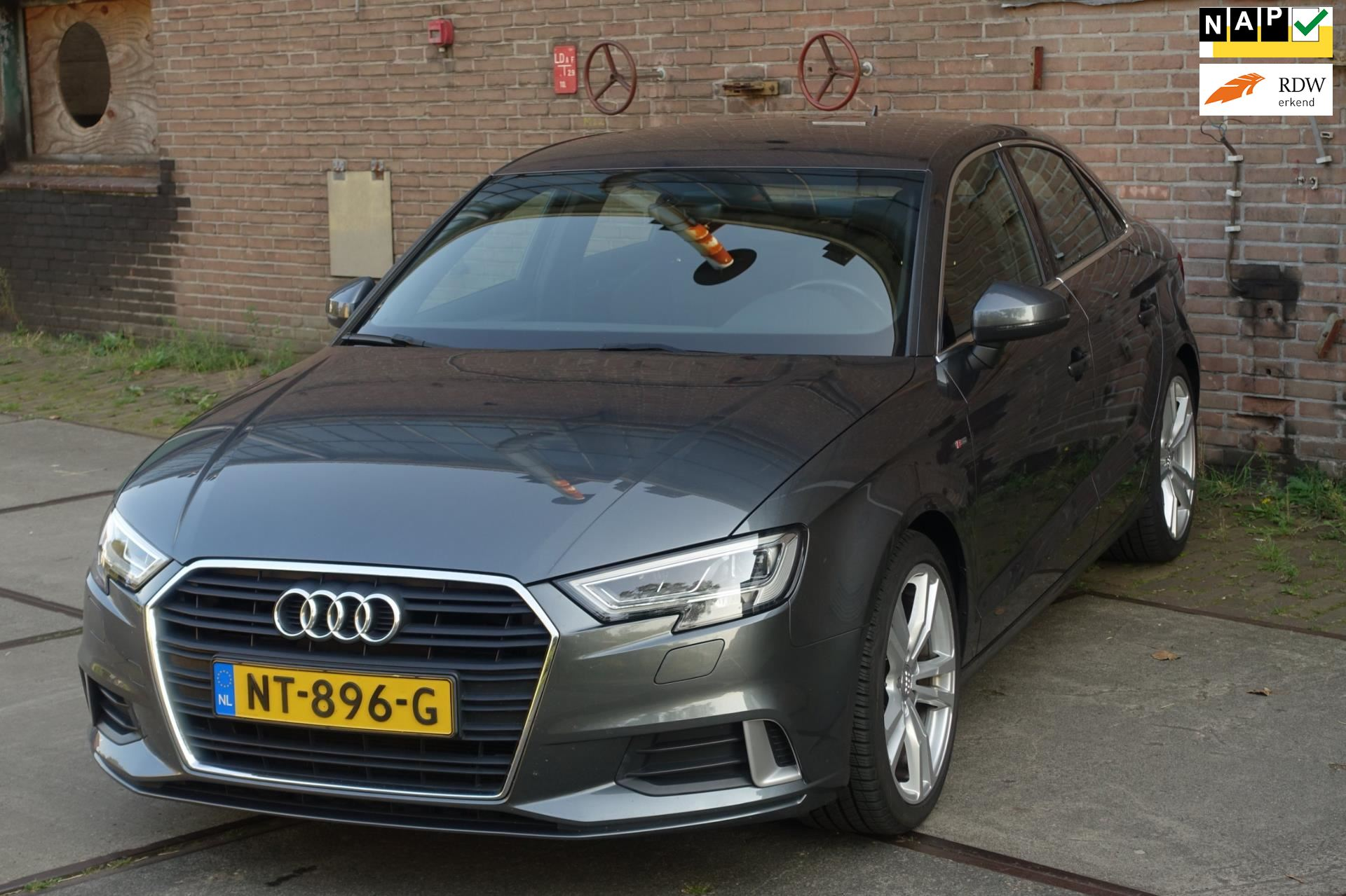 Audi A3 Limousine occasion - Zwart Automotive