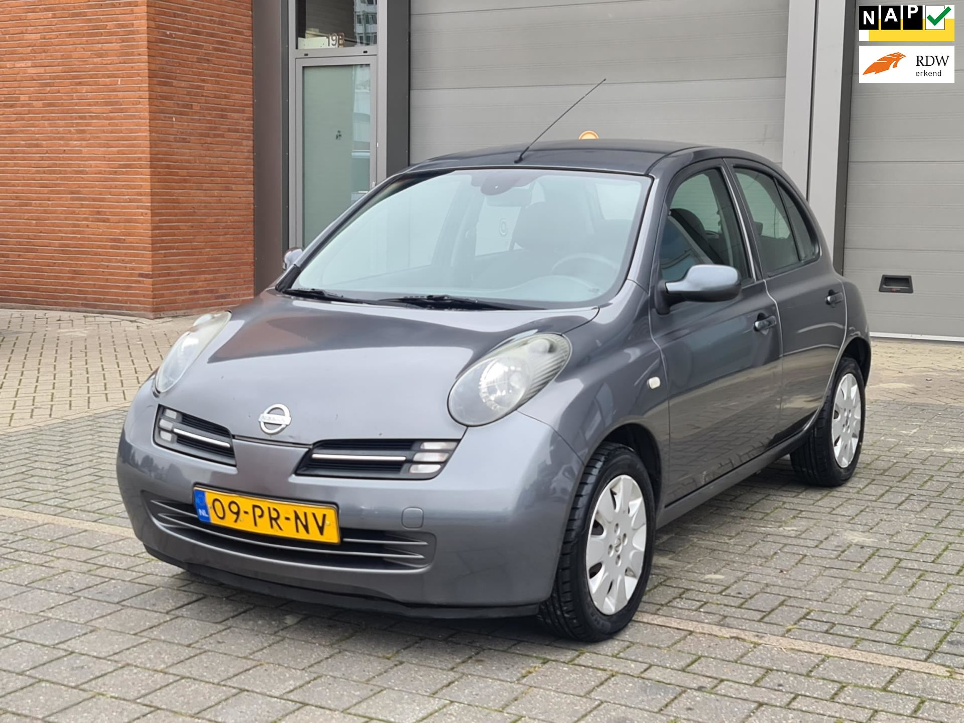 Nissan Micra occasion - Staal Cars