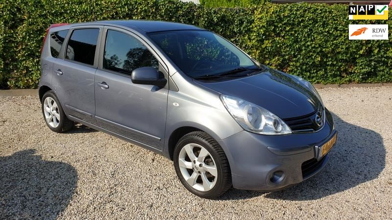 Nissan Note occasion - Autolania
