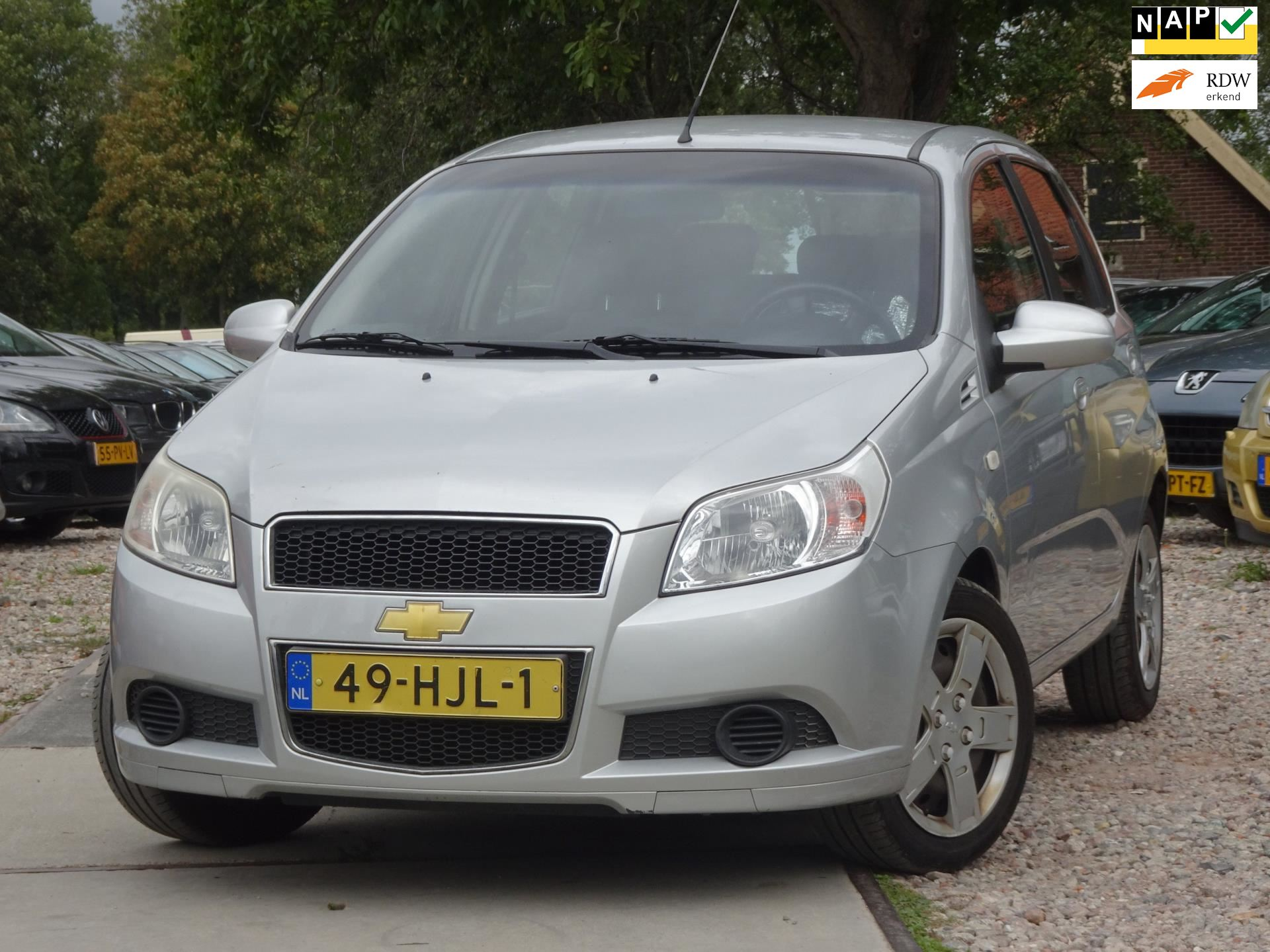Chevrolet Aveo occasion - Dunant Cars