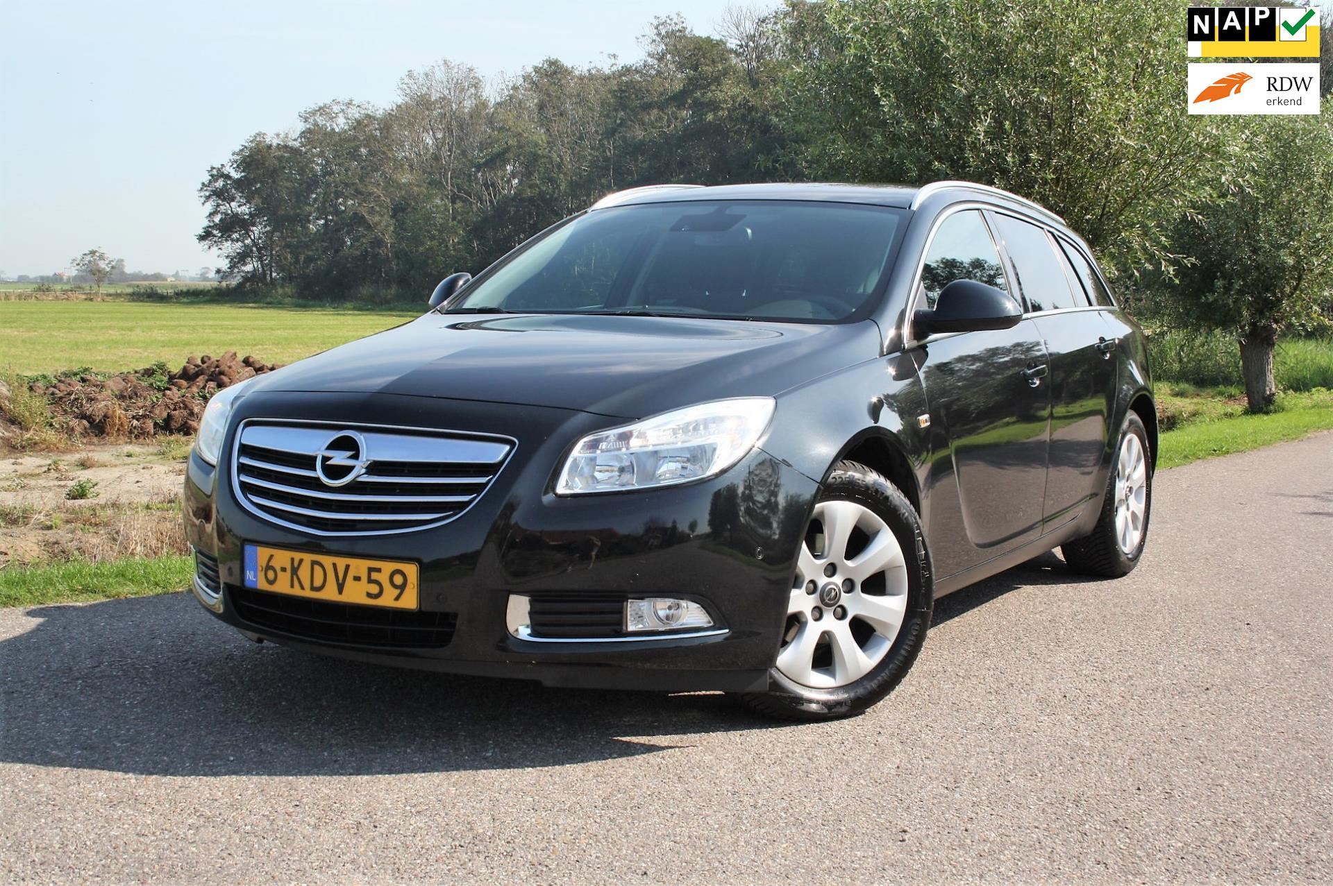 Opel Insignia Sports Tourer occasion - Favoriet Occasions