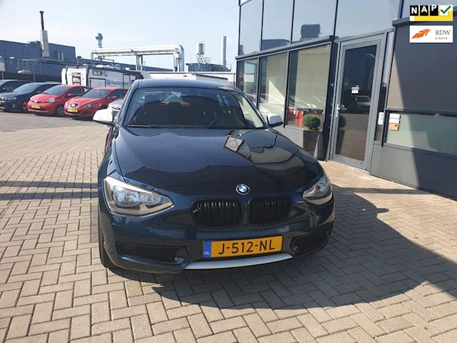 BMW 1-serie 116i Business Limited Edition