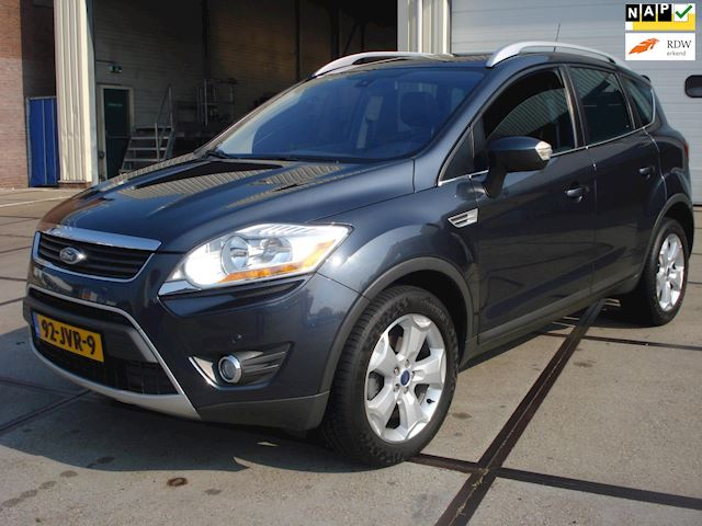 Ford Kuga 2.5 20V Titanium full options nw staat