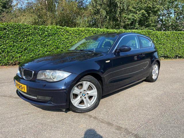 BMW 1-serie occasion - R. Oldenburg Auto's