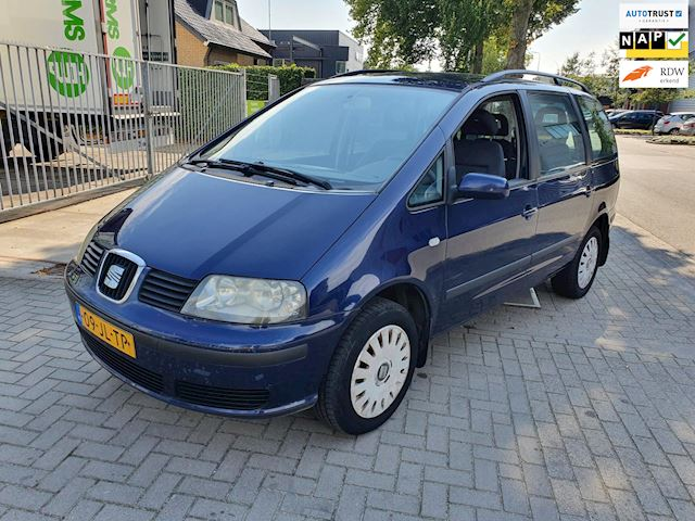 Seat Alhambra 2.0 6-persoons AIRCO/cruise *apk:09-2021*