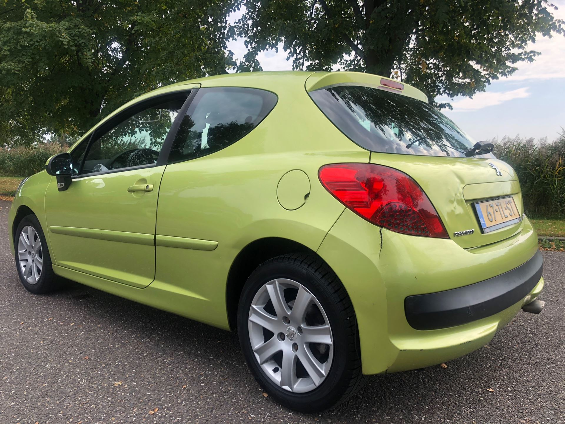 Peugeot 207 occasion - Limited Car