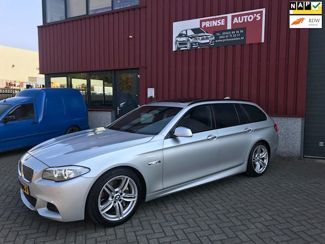 BMW 5-serie Touring 535d High Executive M-pakket