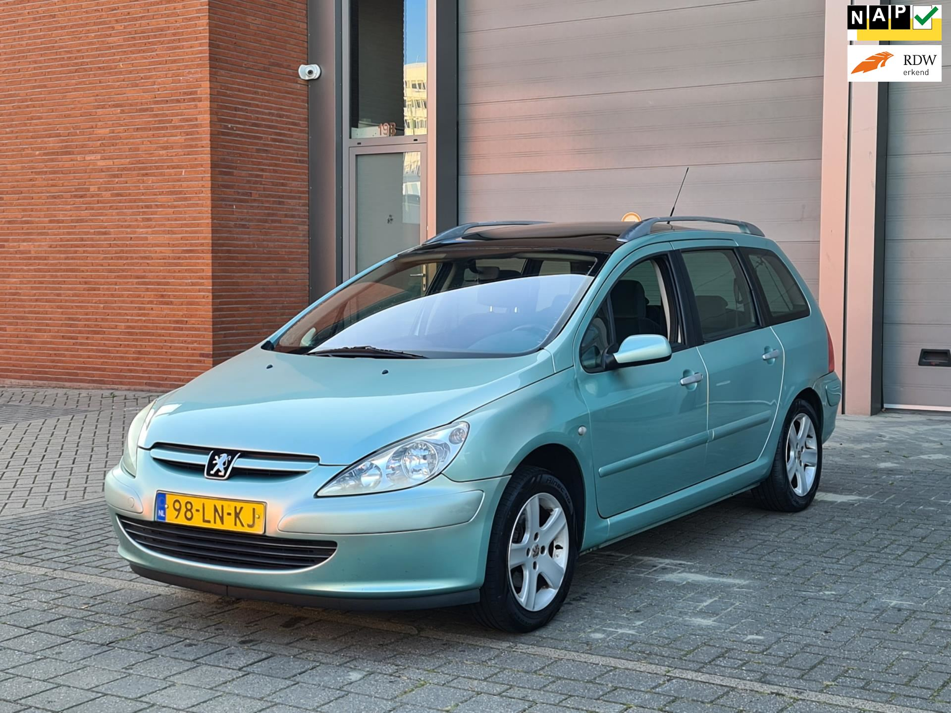Peugeot 307 SW occasion - Staal Cars