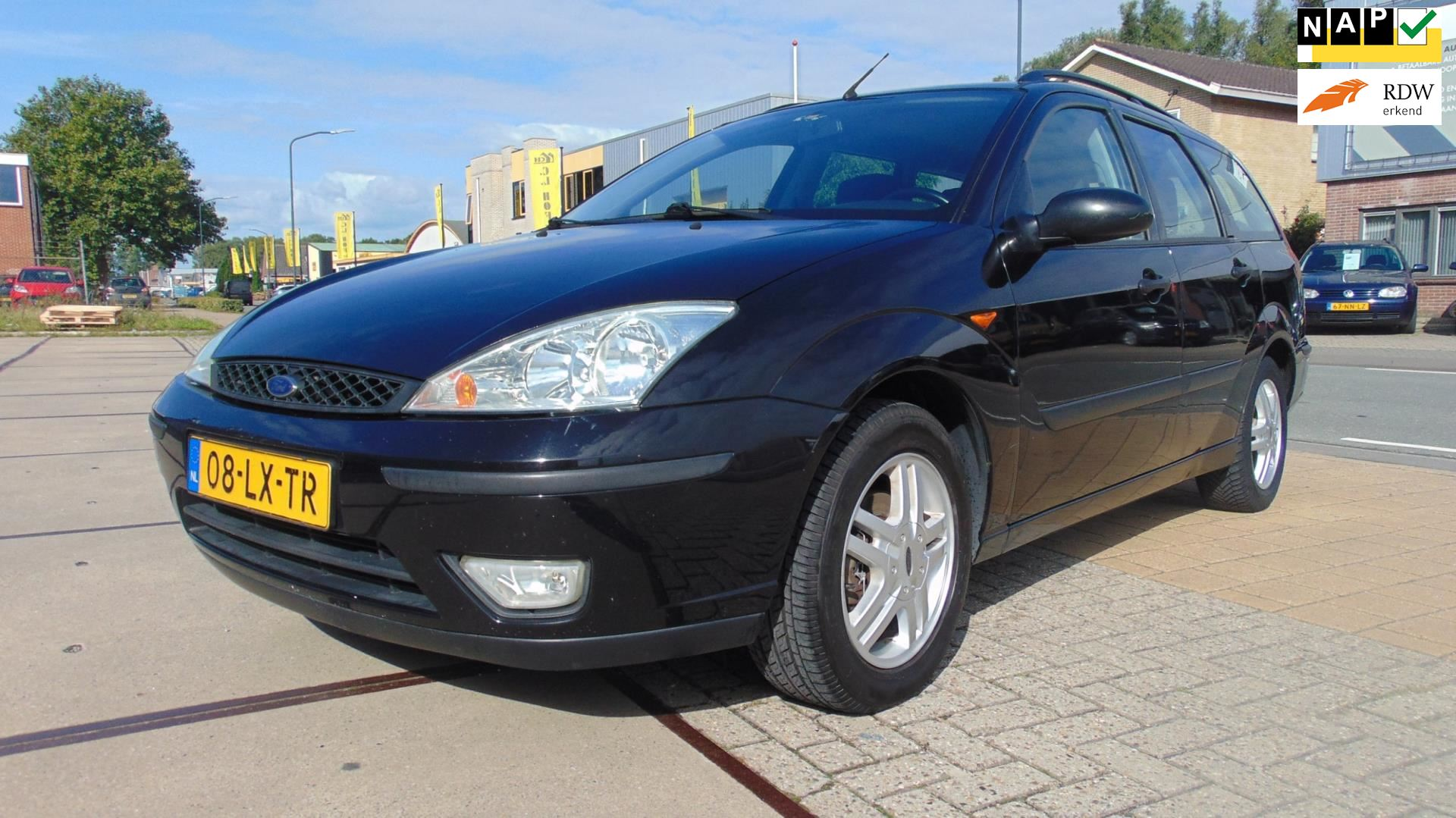 Ford Focus Wagon occasion - FB2 Cars