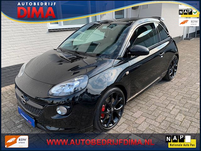 Opel ADAM 1.4 Turbo S/ ECC/ Stuur+ Stoelverwarming/ Leder/ Cruise Control/ PDC/ LED