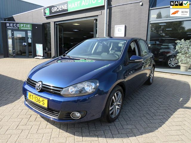 Volkswagen Golf 1.4 TSI Highline/5-DRS/AIRCO/PDC/AUTOMAAT!!