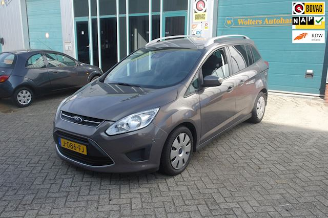 Ford Grand C-Max 1.0 Lease Trend