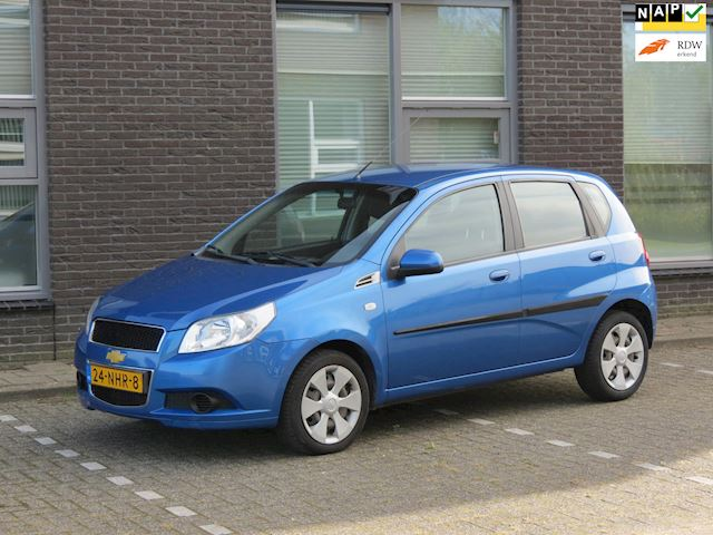 Chevrolet Aveo occasion - AMCARS