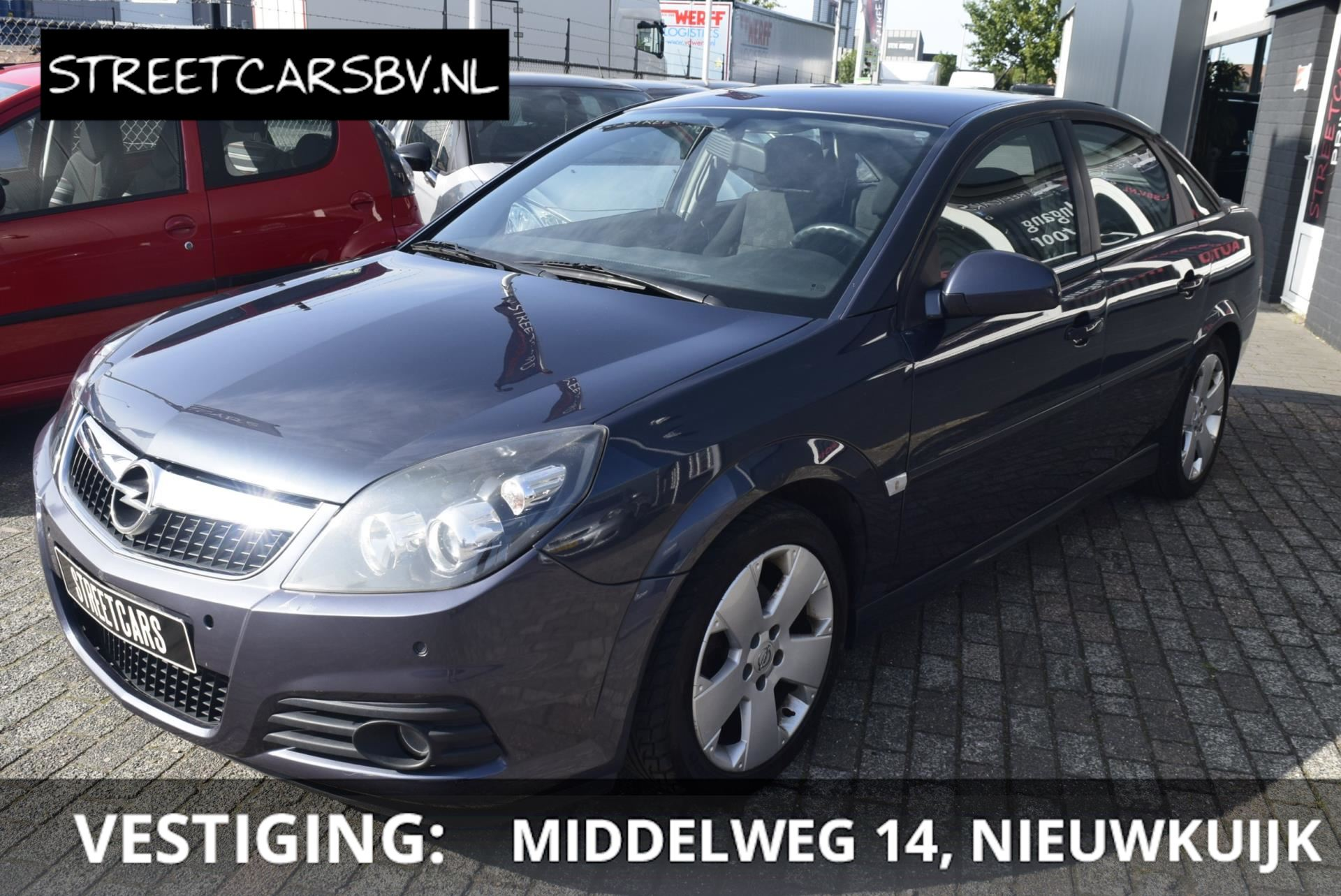 Opel Vectra GTS occasion - Streetcars B.V.