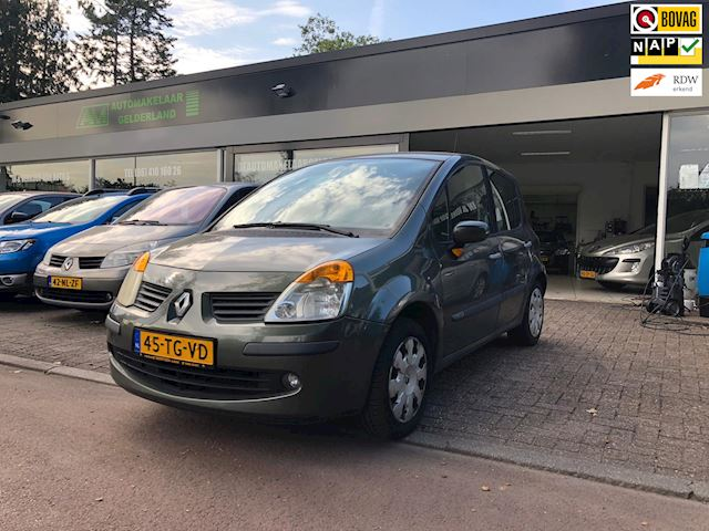 Renault Modus 1.4-16V Authentique Luxe inruilkoopje/Cruise/Airco
