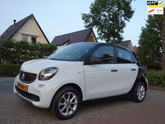 Smart Forfour 1.0 Pure 62.000 km NAP dealer auto !