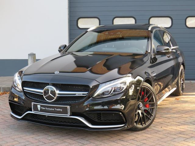 Mercedes-Benz C-klasse Estate occasion - Fijter Exclusive Trading