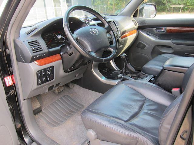 Toyota Land Cruiser 3.0 D-4D LX Blind Van LEDER TREKHAAK NAVI CRUISE 142800 KM!!!