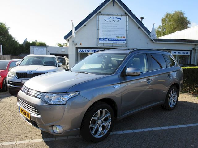Mitsubishi Outlander 2.0 PHEV Instyle+marge auto no tax full options