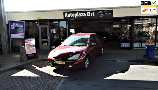 Ford Focus /inruilkoopje/airco/nap/rijd goed/apk 04-07-2021!!!