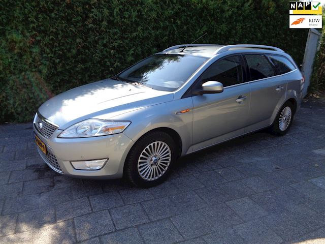 Ford Mondeo Wagon 2.0-16V Limited