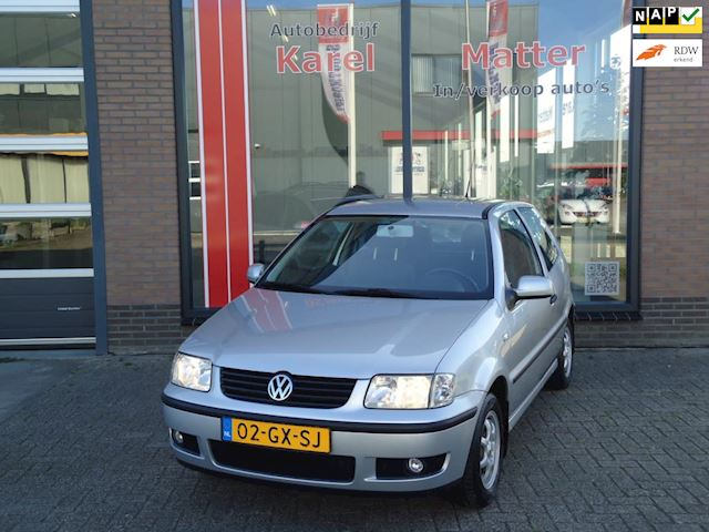 Volkswagen Polo 1.4 Comfortline *NETTE AUTO*