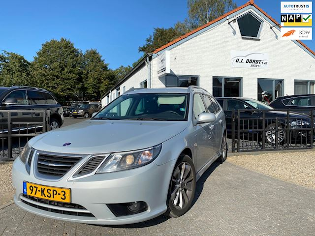 Saab 9-3 Sport Estate 1.9 TiD Norden Limited