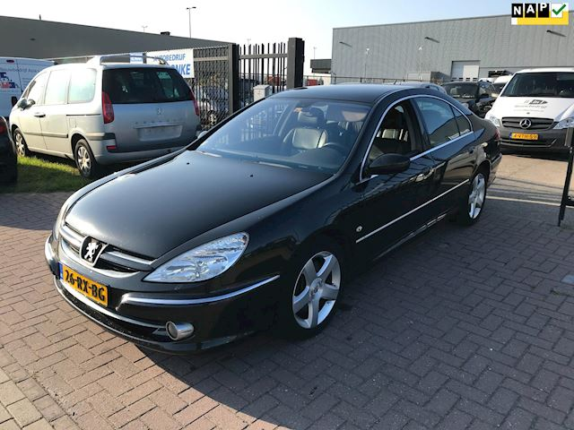 Peugeot 607 2.2 HDiF Pack Euro4 Info:0655357043