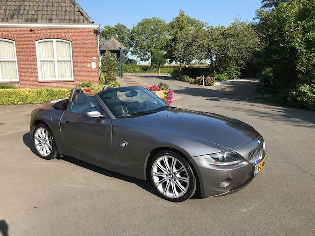 BMW Z4 Roadster 2.2i Pure ELECTRISCH DAK/ AIRCO