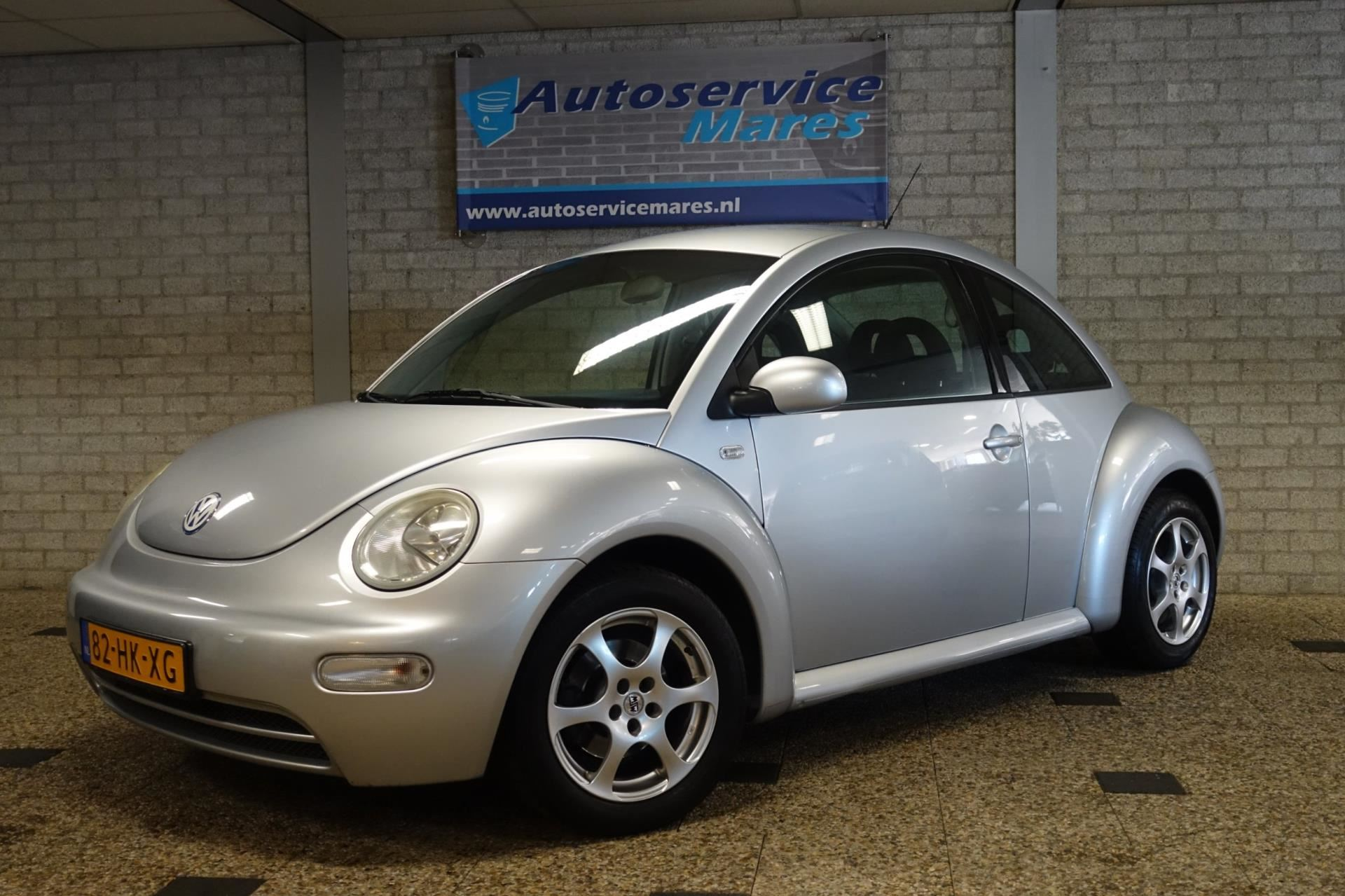 Volkswagen New Beetle occasion - Autoservice Mares