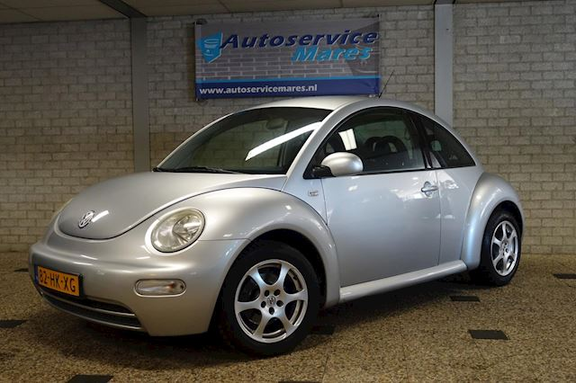 Volkswagen New Beetle 2.0 Highline, youngtimer, Airco, cruise, Zeer nette auto