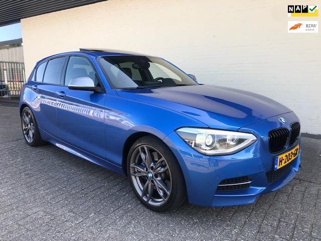 BMW 1-serie occasion - Verkroost Auto's