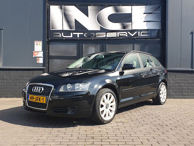 Audi A3 Sportback 1.6 Attraction Automaat|APK|Airco|PDC
