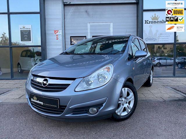 Opel Corsa 1.4-16V Edition NAP, Cruisecontrol, Airco, APK