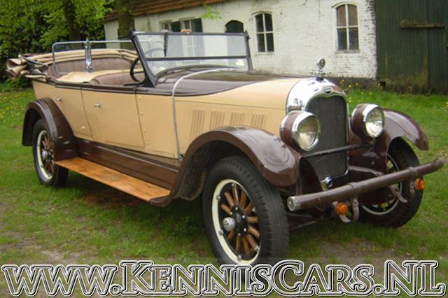 Auburn 1928  98 Dual Cowl Pheaton occasion - KennisCars.nl