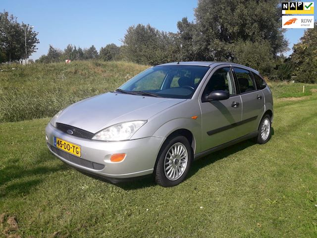Ford Focus occasion - De Autoconcurrent