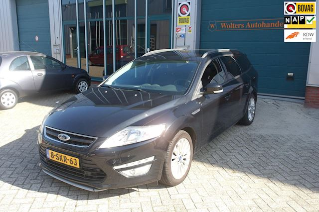 Ford Mondeo Wagon 2.0 TDCi S-Edition