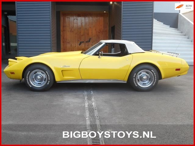 Chevrolet USA Corvette Convertible occasion - Big Boys Toys B.V.