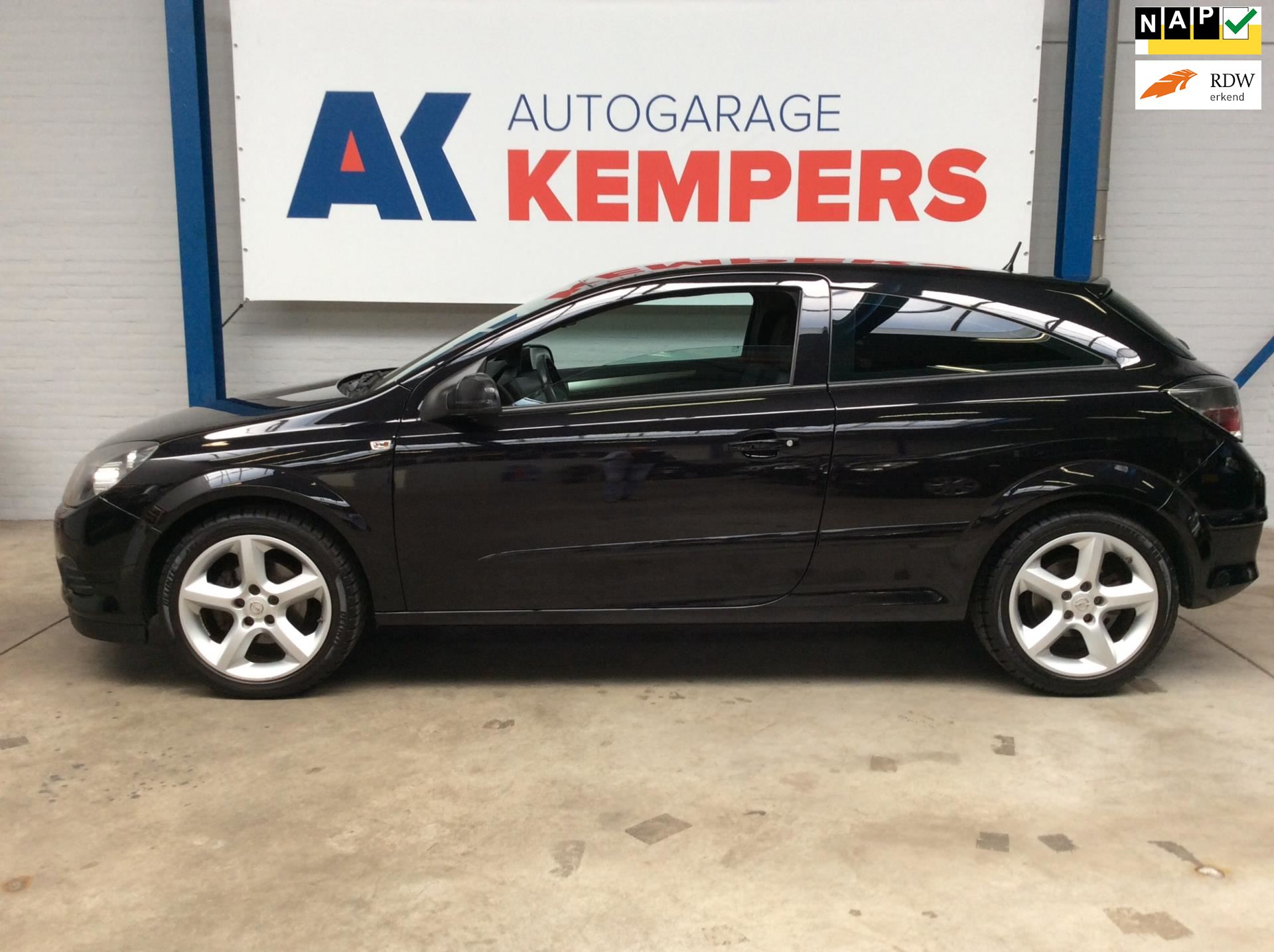 Opel Astra GTC occasion - Autogarage Kempers