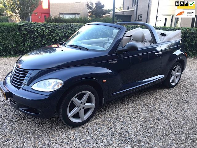 Chrysler PT Cruiser Cabrio 2.4 Turbo Limited