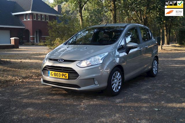 Ford B-Max 1.0 EcoBoost Style  Airco Pdc Inkl Spiegels Z Mooi