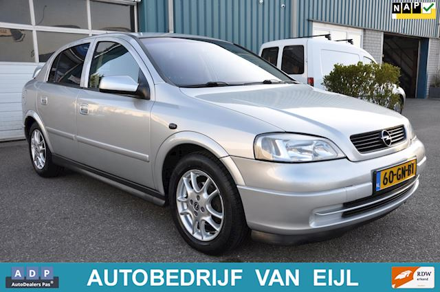 Opel Astra 1.6-16V Pearl, 5-DRS, AUTOMAAT, N.A.P. !!