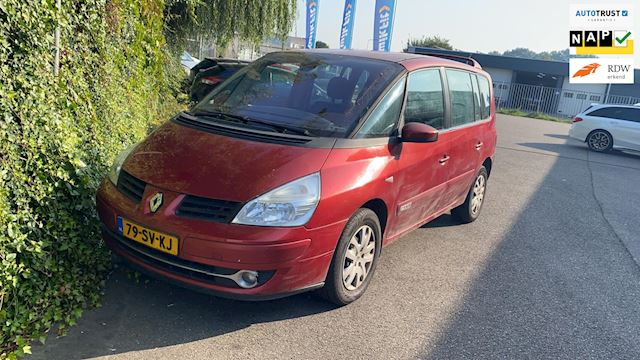 Renault Espace 2.0 6-persoons AIRCO