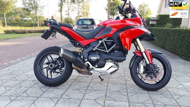 Ducati All-Road Multistrada 1200