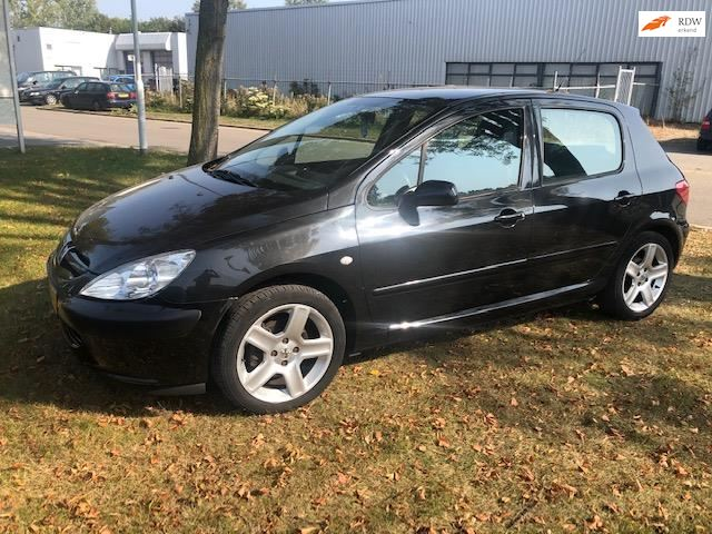 Peugeot 307 occasion - Autohandel Barth