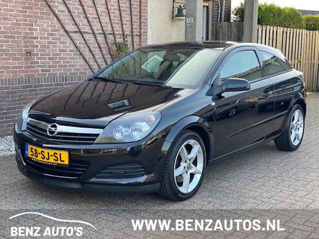 Opel Astra GTC occasion - BENZ Auto's