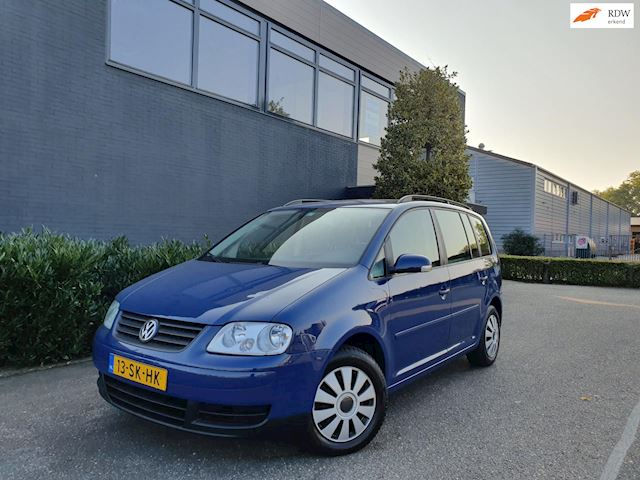 Volkswagen Touran 1.9 TDI AUTOMAAT/AIRCO/CRUISE/ 3 X SLEUTELS